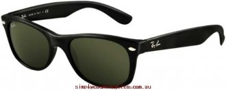 Cheap And Fine Sunglasses 2132 2132901L55 Ray Ban Women Glass.3271015 - Black/G15 Glass