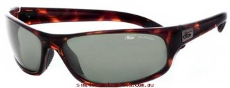 Fashionable Style Sunglasses Anaconda 10335 Bolle Men Glass.31954542 - Dark Tort/Polarised AXIS Green Grey