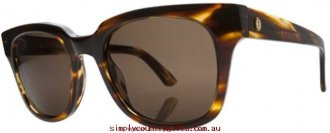 Huge Surprise Sunglasses 40Five 12310602 Electric Men Glass.44514408 - Tortoise Shell/CR39 Melanin Bronze