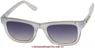 Favorably Sunglasses Caledonia 1412539 Seafolly Women Glass.11867862 - Breakwater/Grey Gradient Flash Mirror Lenses