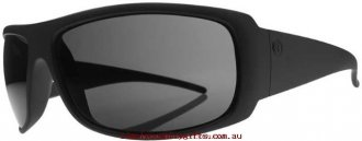Fast Delivery Sunglasses Charge XL 10401020 Electric Men Glass.56454859 - Matte Black/Grey