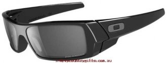 Gorgeous Sunglasses Gas Can 12891 Oakley Men Glass.5622828 - Polished Black/Grey Polar