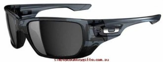 Exquisite Sunglasses Style Switch 919406 Oakley Men Glass.52201036 - Crystal Black/Black Iridium Polar