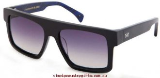 Great Deals Sunglasses Shanthani 61BLSMG AM Eyewear Men Glass.31500645 - Black