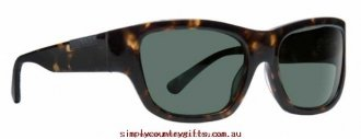 100% Genuine Sunglasses Dorset DOR017GRN Raen Women Glass.87834014 - Brindle Tortoise/Green