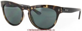 Cost Charm Sunglasses Sway 3220 Carve Men Glass.25551998 - Tort Black/Grey