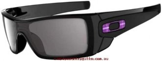 100% Quality Guarantee Sunglasses Batwolf 910108 Oakley Men Glass.23262696 - Polished Black/Warm Grey