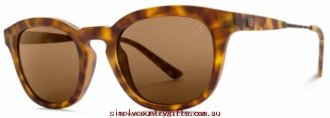 Collection Here Sunglasses La Txoko 13553439 Electric Men Glass.57123509 - Matte Spotted Tort/M Bronze